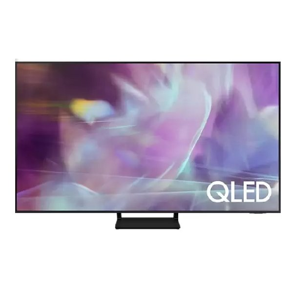 Samsung (65 Inch) 163 Cm 4K Smart Ultra HD QLED TV (Black) (QA65Q60A)