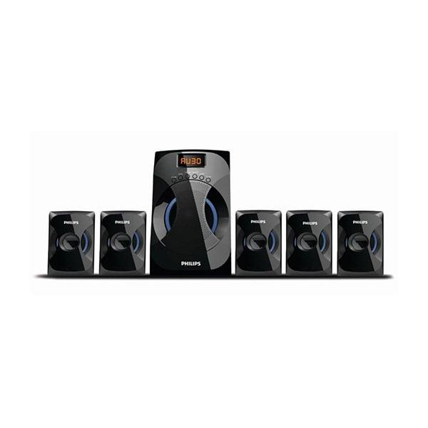 Philips 45 W Bluetooth Home Theatre  (Black, 5.1 Channel, SPA4040B)