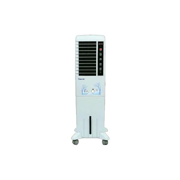Kenstar 35 L Tower Air Cooler  (White) (35LGLAMMECHTC)