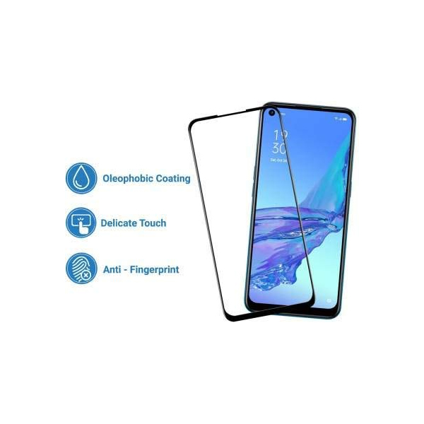 zZeonee Tempered Glass Guard for Oppo A53  (Pack of 1) - OPPA53PRETEMP