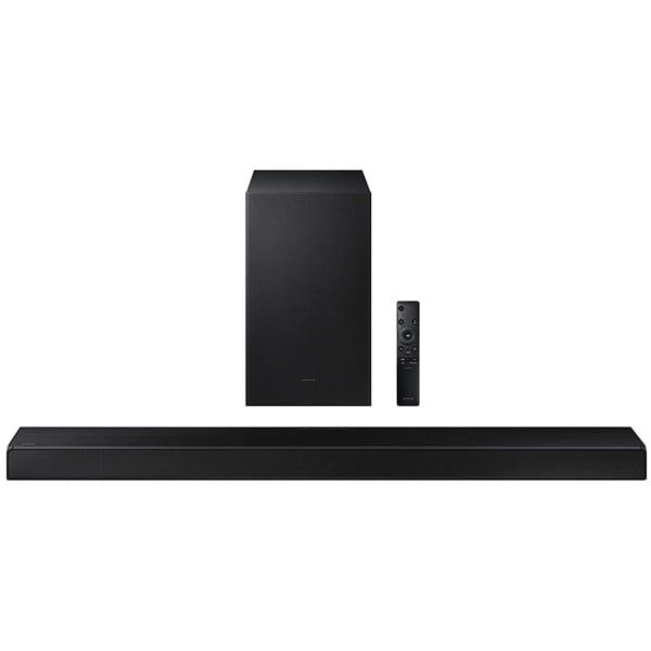 Samsung 2.1 Channel 300 Watts Dolby Sound Bar (Bass Boost,Black) (HWA450)