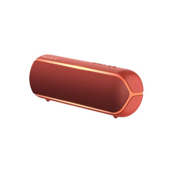 Sony Wireless Bluetooth Speaker (Red) (SONYBTSRSXB22)